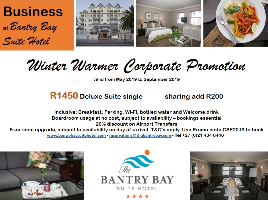Winter Warmer Corporate Promotion